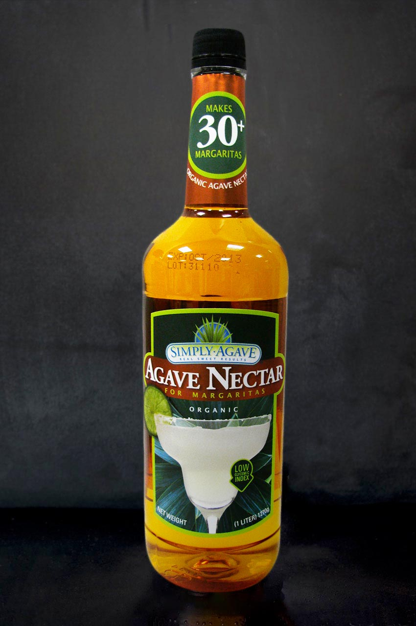 Our product, Simply Agave nectar, is a Spirit of the Americas GOLD Medal Winner